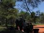 Slike sa ljetnog tenis-kampa Zaton 2012
