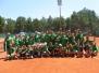 Tenis kamp-pripreme za djecu Zaton, ljeto 2009